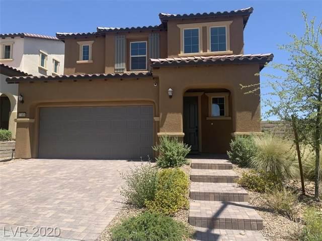11806 S Corenzio Avenue, Las Vegas, NV 89138 (MLS #2208502) :: The Shear Team