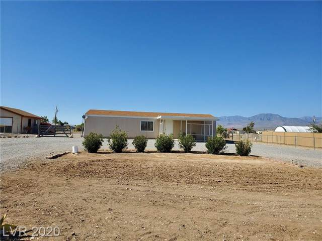 1200 Pluto Street, Pahrump, NV 89048 (MLS #2208503) :: The Mark Wiley Group | Keller Williams Realty SW
