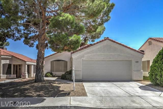 6709 Sterling Springs Parkway, Las Vegas, NV 89108 (MLS #2208543) :: Signature Real Estate Group