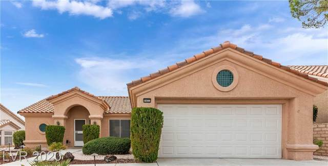 9921 Netherton Drive, Las Vegas, NV 89134 (MLS #2208548) :: The Shear Team