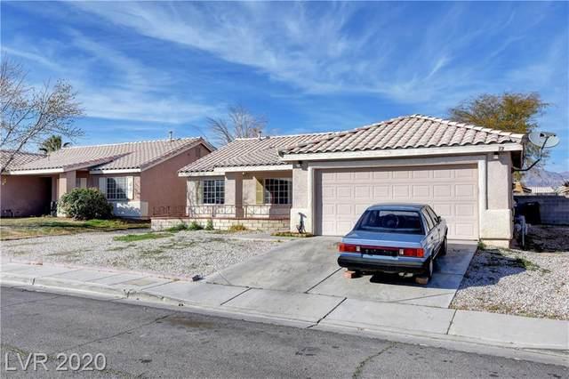 12 Sunny Day Avenue, North Las Vegas, NV 89031 (MLS #2208551) :: ERA Brokers Consolidated / Sherman Group