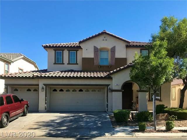 305 Raptors View Avenue, North Las Vegas, NV 89031 (MLS #2208557) :: Billy OKeefe | Berkshire Hathaway HomeServices
