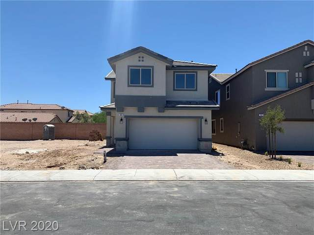 85 Palm Park Court, Las Vegas, NV 89183 (MLS #2208604) :: The Shear Team
