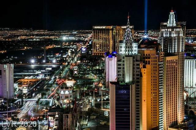 3750 S Las Vegas Boulevard #4002, Las Vegas, NV 89158 (MLS #2208610) :: The Shear Team