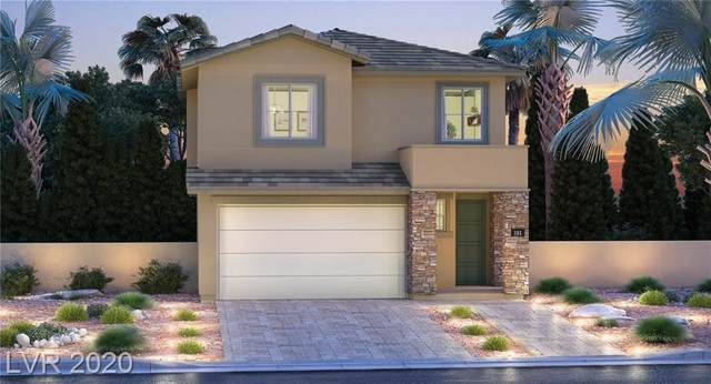 12412 Shoreline Echo Avenue, Las Vegas, NV 89138 (MLS #2208618) :: The Shear Team