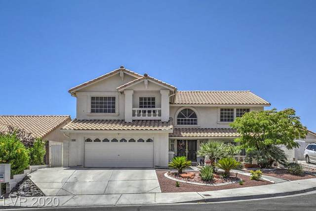 1539 Little Dove Court, Henderson, NV 89014 (MLS #2208644) :: Helen Riley Group | Simply Vegas