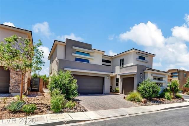8215 Broad Branch Way, Las Vegas, NV 89113 (MLS #2208651) :: Signature Real Estate Group