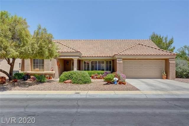 2444 Desert Sands Drive, Las Vegas, NV 89134 (MLS #2208660) :: The Lindstrom Group