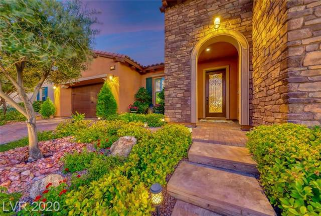 1 Lago Turchino Court, Henderson, NV 89011 (MLS #2208672) :: The Lindstrom Group