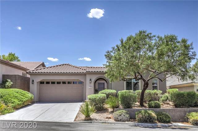 2593 Kinghorn Place, Henderson, NV 89044 (MLS #2208673) :: The Lindstrom Group