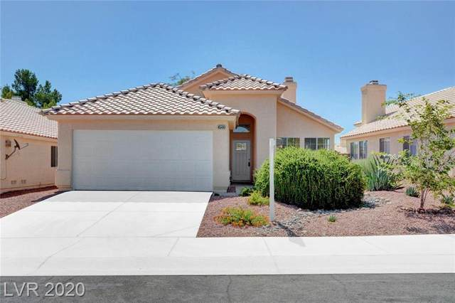 4544 Savin Circle, Las Vegas, NV 89130 (MLS #2208696) :: The Lindstrom Group