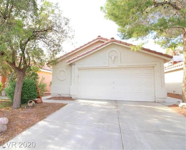5314 Warhawk Avenue, Las Vegas, NV 89115 (MLS #2208701) :: ERA Brokers Consolidated / Sherman Group