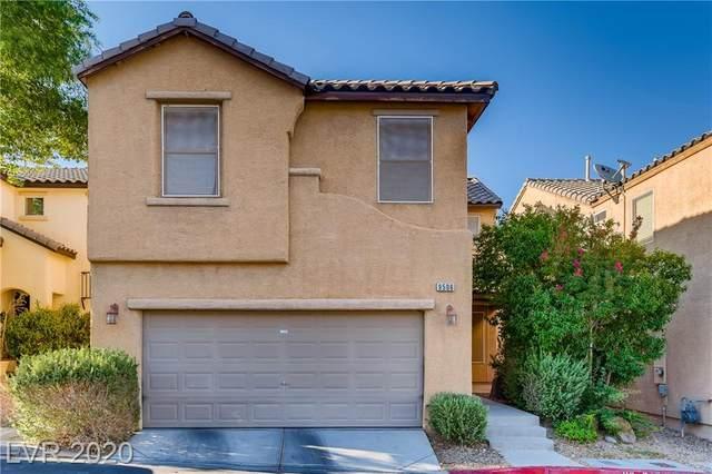 9506 Grandview Spring Avenue, Las Vegas, NV 89166 (MLS #2208730) :: The Lindstrom Group