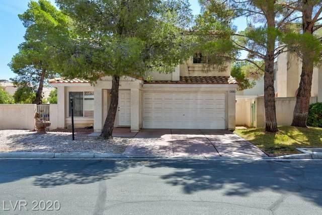 3486 Bankside Drive, Las Vegas, NV 89129 (MLS #2208755) :: Signature Real Estate Group