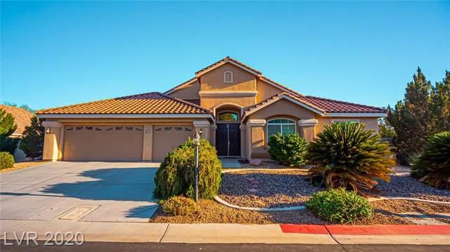 6617 Golden Bit Avenue, Las Vegas, NV 89131 (MLS #2208770) :: The Lindstrom Group