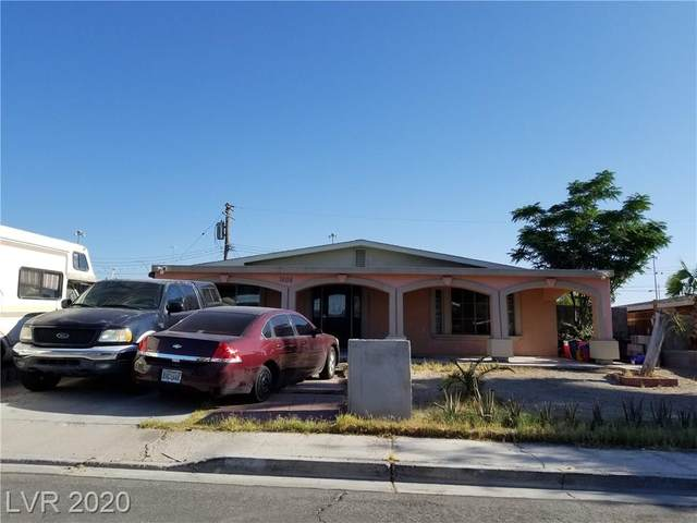 1608 Harewood Avenue, North Las Vegas, NV 89030 (MLS #2208778) :: Signature Real Estate Group