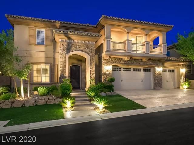 2720 King Louis Street, Henderson, NV 89044 (MLS #2208791) :: Helen Riley Group | Simply Vegas