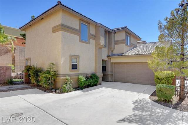 1437 Summer Glow Avenue, Henderson, NV 89012 (MLS #2208798) :: The Lindstrom Group