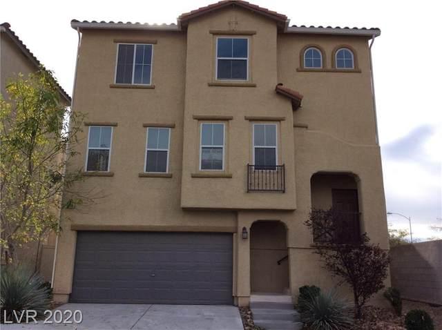 7009 Green Ripple Lane, Las Vegas, NV 89156 (MLS #2208826) :: The Lindstrom Group