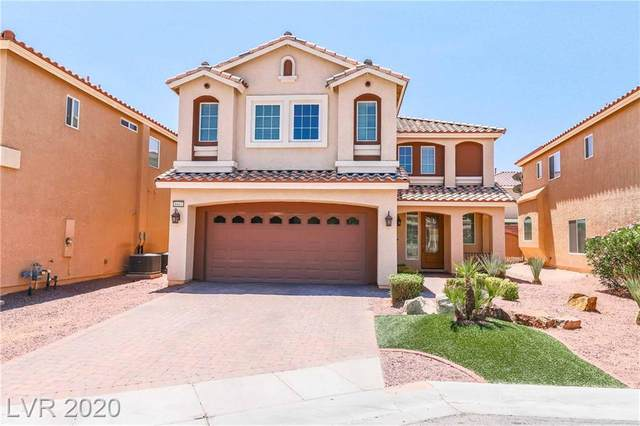 6643 Musette Avenue, Las Vegas, NV 89139 (MLS #2208829) :: Signature Real Estate Group