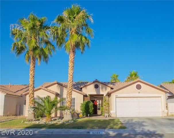5244 Daywood Street, North Las Vegas, NV 89031 (MLS #2208843) :: ERA Brokers Consolidated / Sherman Group