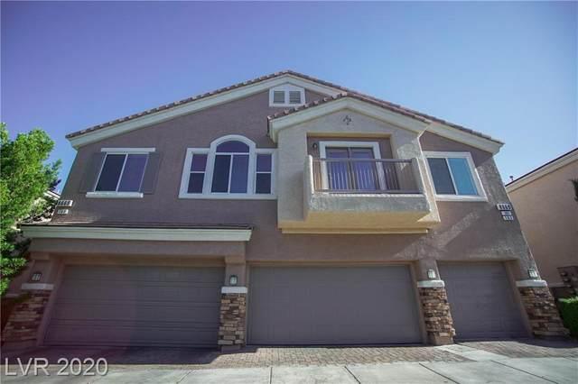 8669 Horizon Wind Avenue #101, Las Vegas, NV 89178 (MLS #2208847) :: Signature Real Estate Group