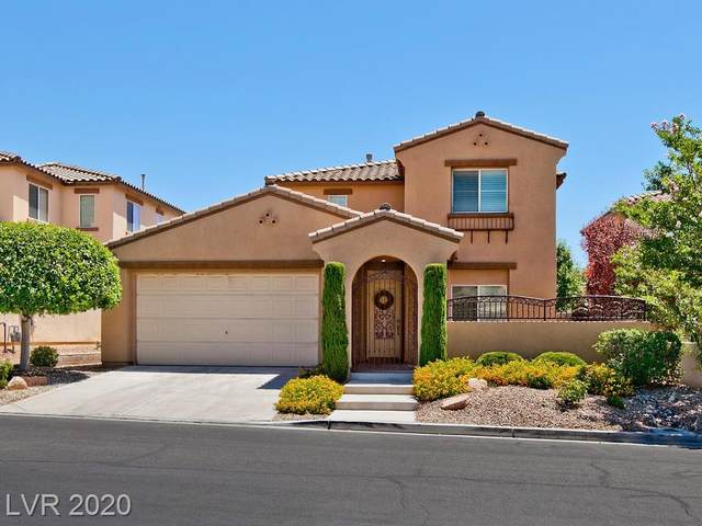 952 Encorvado Street, Las Vegas, NV 89138 (MLS #2208865) :: The Perna Group
