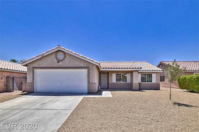 121 Breezy Shore Avenue, North Las Vegas, NV 89031 (MLS #2208868) :: Signature Real Estate Group