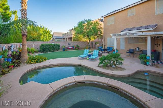 10654 Sidlaw Hills Court, Las Vegas, NV 89141 (MLS #2208894) :: The Lindstrom Group