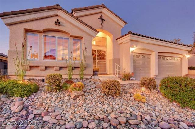 2162 Shubert Avenue, Henderson, NV 89052 (MLS #2208899) :: The Lindstrom Group