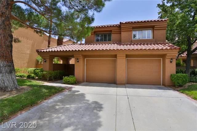 7729 Spanish Lake Drive, Las Vegas, NV 89113 (MLS #2208933) :: The Lindstrom Group