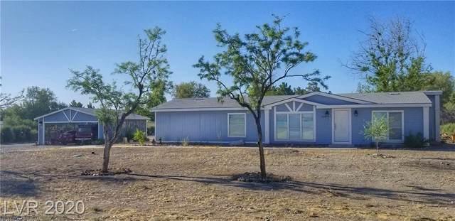1800 Dyer Road, Pahrump, NV 89048 (MLS #2208937) :: Signature Real Estate Group