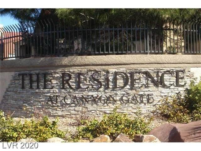 2200 Fort Apache Road #1091, Las Vegas, NV 89117 (MLS #2208941) :: The Shear Team