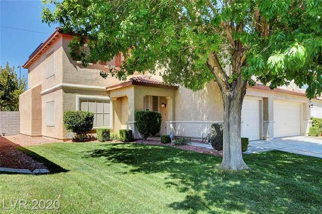 1816 Diamond Bluff Avenue, North Las Vegas, NV 89084 (MLS #2208945) :: Signature Real Estate Group