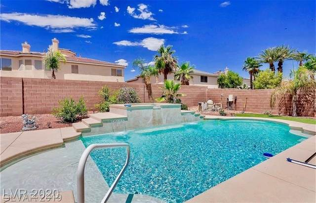 11093 Scotscraig Court, Las Vegas, NV 89141 (MLS #2208954) :: The Lindstrom Group
