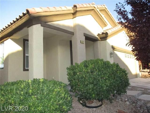 476 Merseyside Drive, Las Vegas, NV 89178 (MLS #2208973) :: The Shear Team