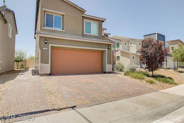 7033 Whispering Falls Drive, North Las Vegas, NV 89084 (MLS #2208988) :: The Mark Wiley Group | Keller Williams Realty SW