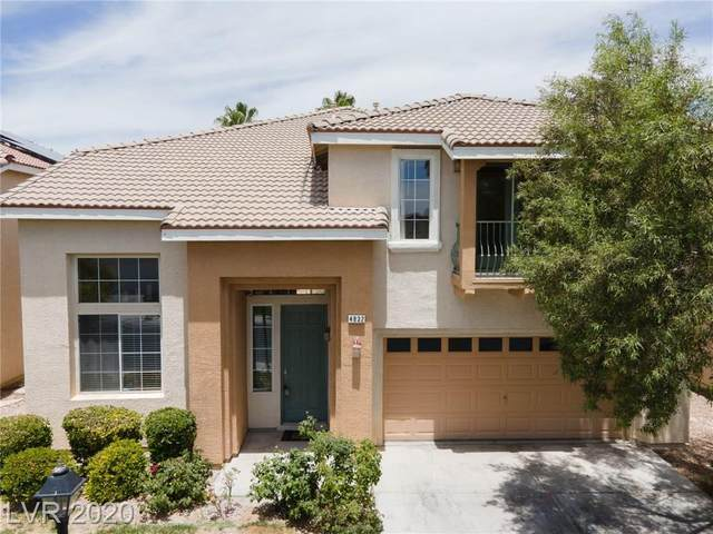 4832 Whisper Lake Avenue, Las Vegas, NV 89131 (MLS #2208999) :: The Lindstrom Group