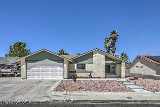 1004 Shadow Mountain Place, Las Vegas, NV 89108 (MLS #2209030) :: Vestuto Realty Group