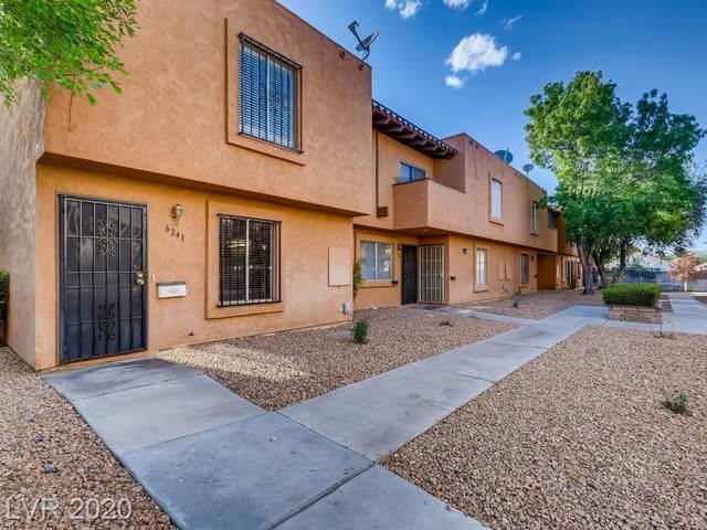 6241 Washington Avenue, Las Vegas, NV 89107 (MLS #2209059) :: Hebert Group | Realty One Group