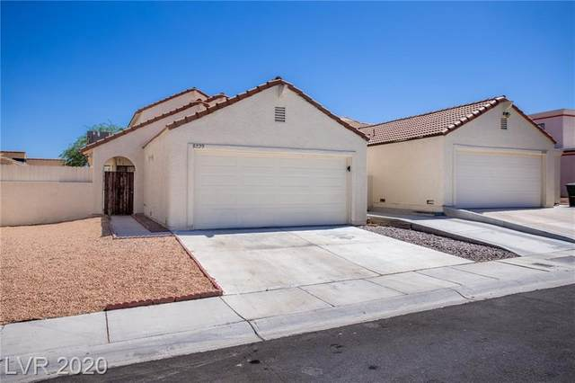 8229 Abercrombe Way, Las Vegas, NV 89145 (MLS #2209064) :: Performance Realty