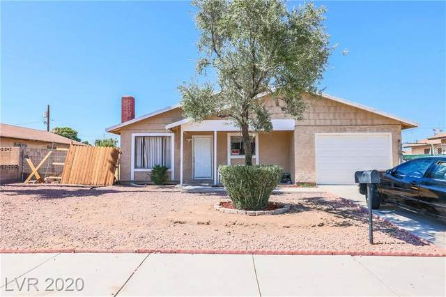 1224 W Monroe Avenue, Las Vegas, NV 89106 (MLS #2209068) :: Signature Real Estate Group
