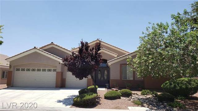 6625 Tattler Drive, North Las Vegas, NV 89084 (MLS #2209087) :: Signature Real Estate Group