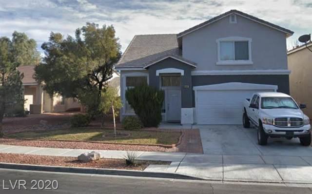 6050 Highland Gardens Drive, North Las Vegas, NV 89031 (MLS #2209093) :: The Lindstrom Group
