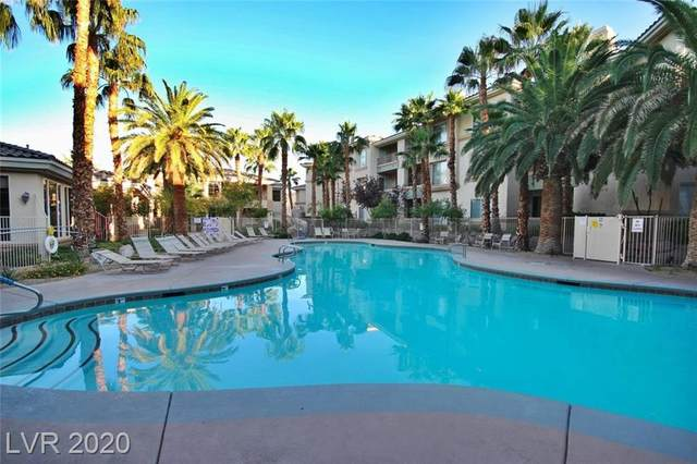 7143 Durango Drive #305, Las Vegas, NV 89113 (MLS #2209111) :: The Shear Team