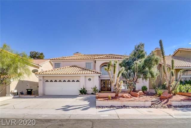 8221 Swan Lake Avenue, Las Vegas, NV 89128 (MLS #2209178) :: Jeffrey Sabel