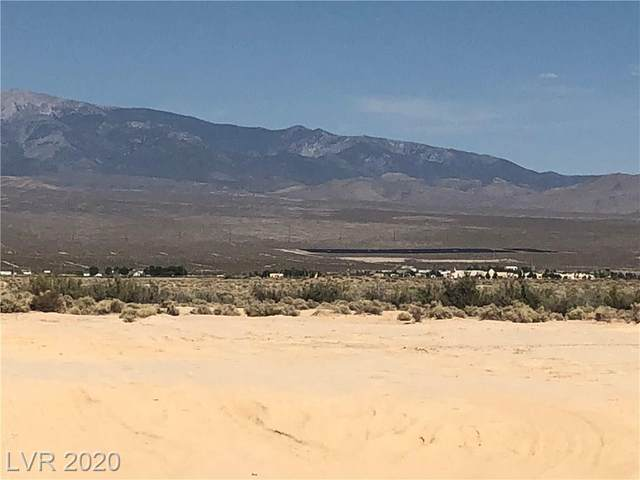 1471 W Sloan Street, Pahrump, NV 89060 (MLS #2209194) :: Kypreos Team