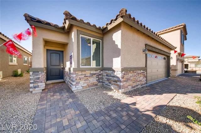 8094 Tulip Bulb Street Lot 1, Las Vegas, NV 89113 (MLS #2209195) :: Signature Real Estate Group