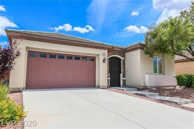 6908 Auklet Lane, North Las Vegas, NV 89084 (MLS #2209239) :: The Lindstrom Group