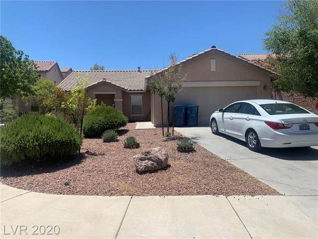 1369 Pleasant Ridge Avenue, Henderson, NV 89012 (MLS #2209251) :: Signature Real Estate Group